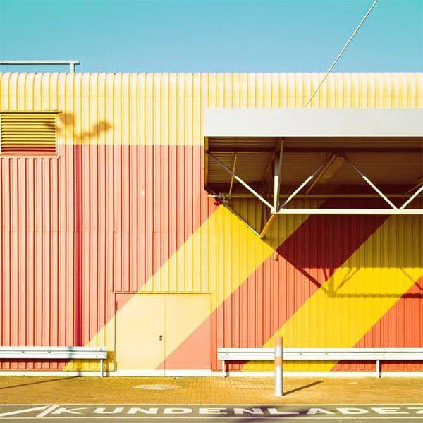 窥探Matthias Heiderich作品中的色彩和构成