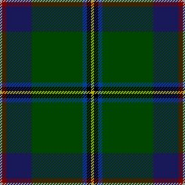 The Washington State tartan was designed in 1988 by Vancouver, USA Country Dancers Margaret McLeod van Nus and Frank Cannonita to commemorate the Washington State Centennial celebration.