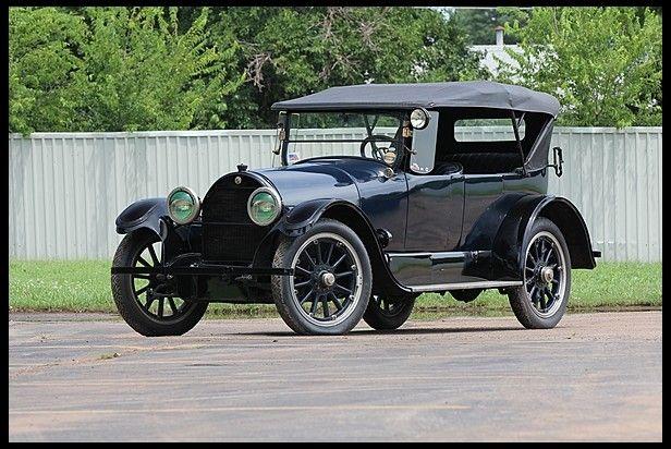 1920 Cadillac Type 59 Four-Passenger Phaeton - (Cadillac Motors, Detroit, Michigan 1902- present)
