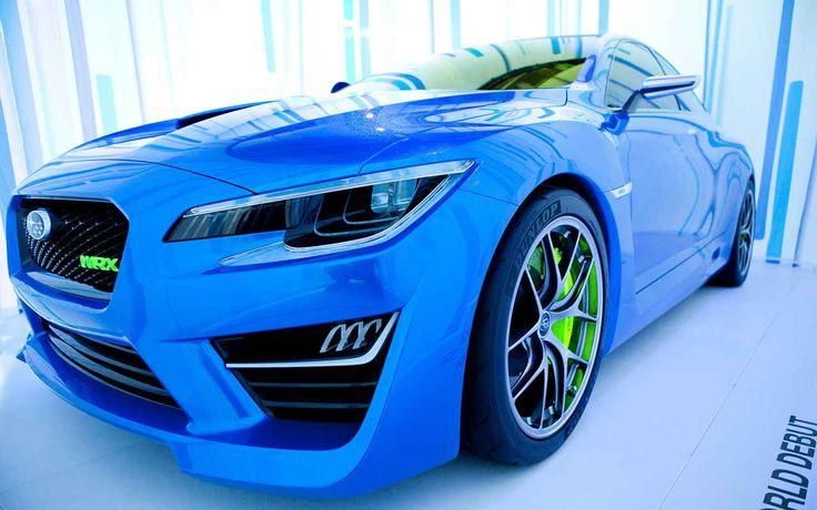 2019 Subaru WRX STI Hatchback Concept and New Engine Specs - http://www.carmodels2017.com/2017/03/16/2019-subaru-wrx/