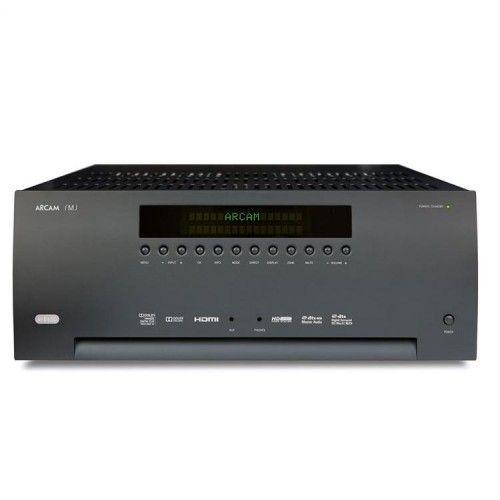 RECEPTOR AV ARCAM – FMJ AVR450. Receptor A/V 7.1 (7x90W) 4K (UHD) compatible con upscaling. 7 Entradas de video y de audio; HDMI, component, composite, Coax SPDIF, Toslink, RCA Phono, USB, Ethernet client, Internet Radio, ARC (display). . #Arcam #ReceptorAV #homecinema #Ofertas