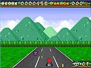 Mario Kart Arcade Flash Game. Win races and also collect items such as, gold coins, question mark blocks and red mushroom. Play Fun Mario Kart Games Online.