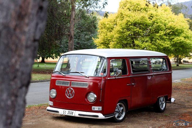 1970 Volkswagen Kombi Transporter Type 2 Microbus