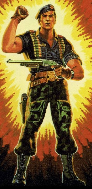 Flint (RAH) - G.I. Joe Wiki - Joepedia - GI Joe, Cobra, toys
