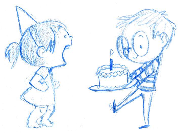 Happy Birthday Gif - Genevive Santos