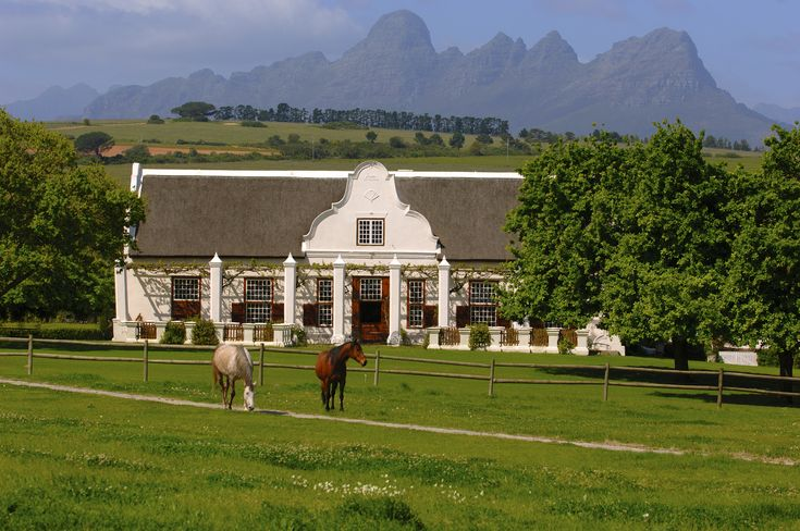 <3 Meerlust, South-Africa
