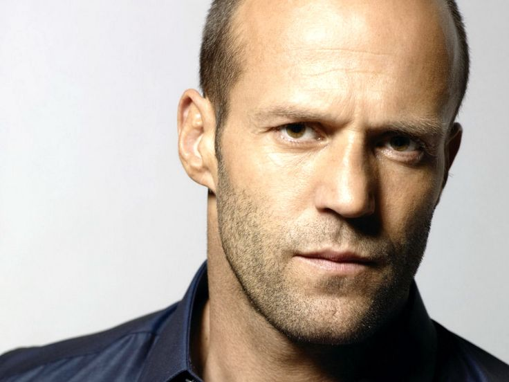 Jason Statham as Taylor? Buzz cut, check ...hazel eyes, check....avucnular...check