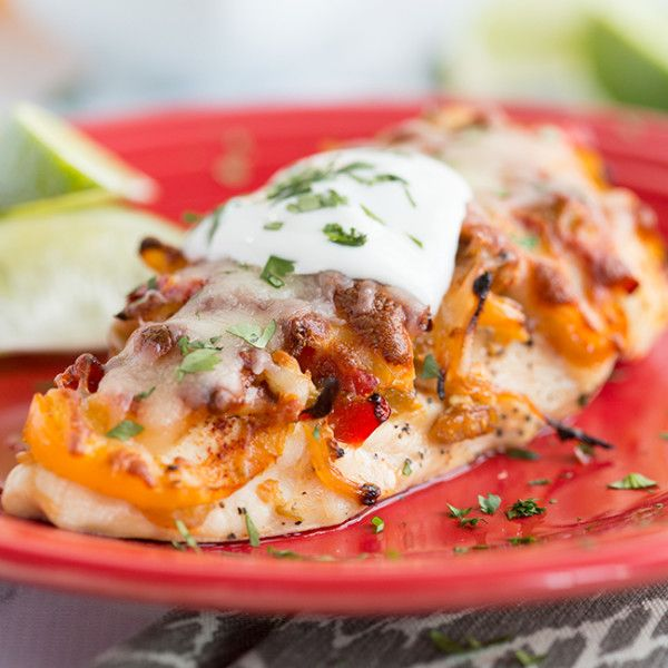 Recipe: Southwestern Hasselback Chicken