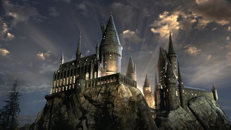 8 insanely cool (and secret) facts about the Wizarding World of ...