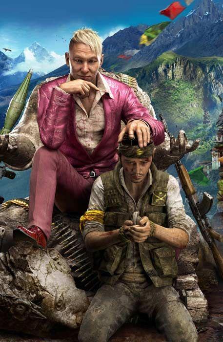 Far Cry 4 Video Game wallpaper, download game wallpaper full hd at http://fabuloustopwallpapers.blogspot.com.br/2015/04/jogo-de-tiro-em-primeira-pessoa-far-cry.html