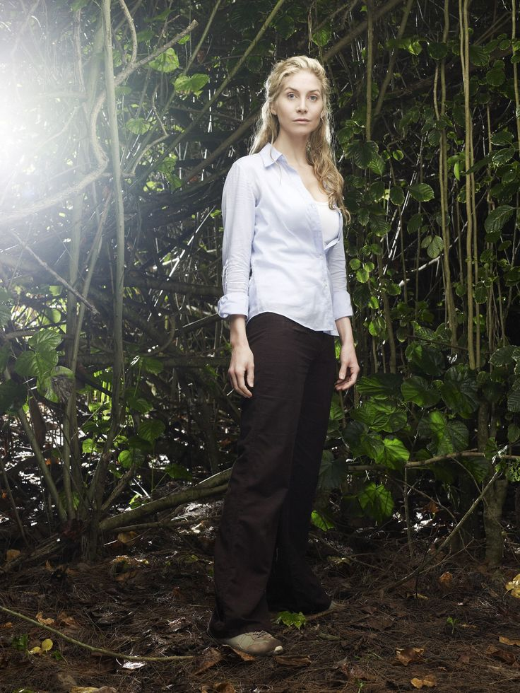 "Lost S4 Elizabeth Mitchell as ""Dr. Juliet Burke """