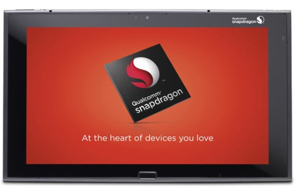Qualcomm unveils Snapdragon 800 and 600 quad-core chips 2.3GHz with 4K video