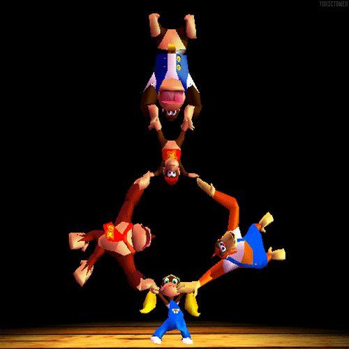 Donkey Kong 64.~