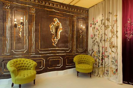 Christian Berard's decor for Guerlain - Apartment Therapy