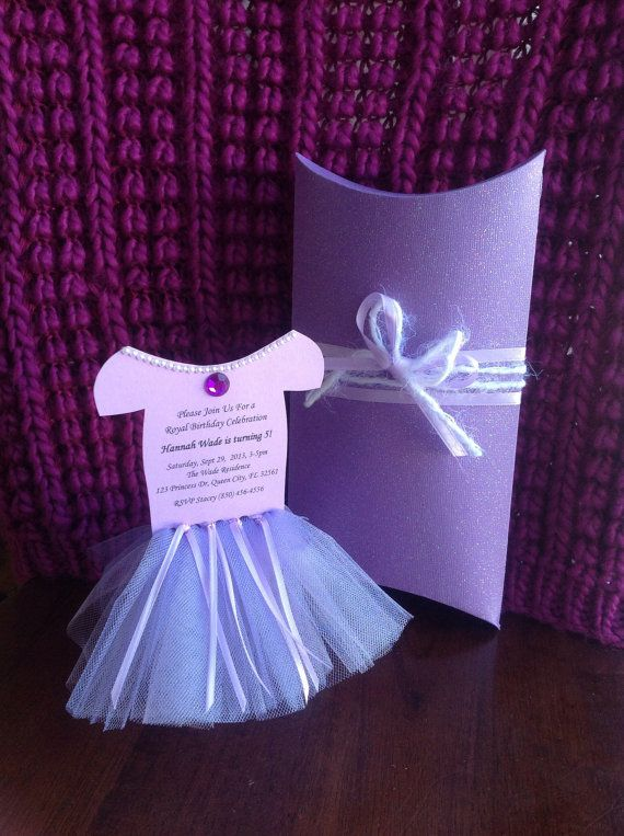 Princess Sofia the First Invitation Set With by ThePolkaDottedRoom, $6.25