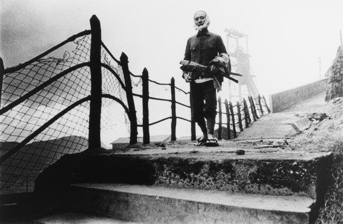 Ikkō Narahara. Gunkanjima. 'Going Home' From 'Human Land' 1954-57
