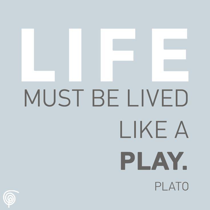 Food for thought: #inspiration #sophia #enjoythinking #motivation #life #play #plato #greek #philosophy