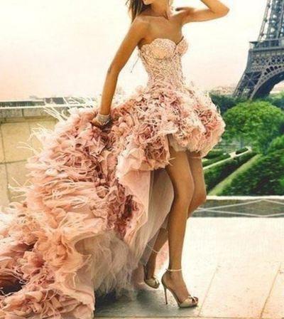 beautifulParis, Wedding Dressses, Zuhairmurad, Fashion, Zuhair Murad, Gowns, Pink, Dreams Dresses, The Dresses