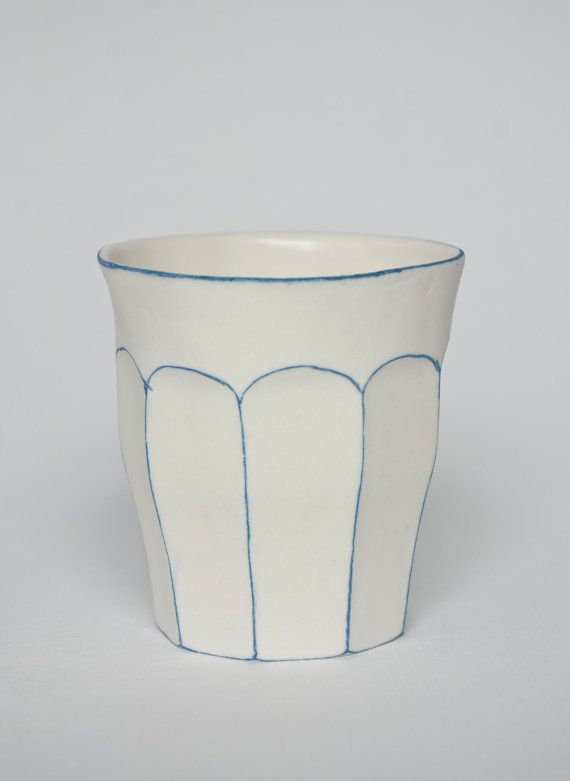 So cool! Love this ceramic like plastic cup