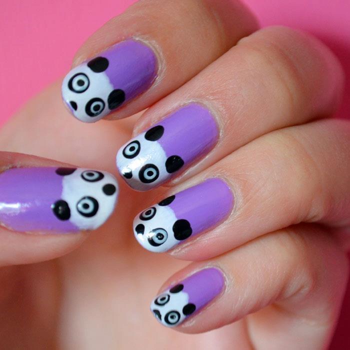 Unha panda