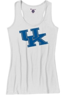 CHAMPION PRODUCTS : University of Kentucky Women's Racerback Tank : University of Kentucky Bookstore