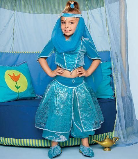 10 best images about Genie Costumes on Pinterest | Jasmine ...