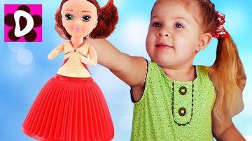 Кукла Беби Бон и КУКЛЫ СЮРПРИЗ Капкейки Какая Лучше? Baby Born and Cupcake Surprise doll unboxing http://video-kid.com/19713-kukla-bebi-bon-i-kukly-syurpriz-kapkeiki-kakaja-luchshe-baby-born-and-cupcake-surprise-doll-un.html  Кукла Беби Бон и Диана распакуют Ароматные Капкейки - КУКЛЫ СЮРПРИЗ. Капкейки Куклы Сюрприз - новинка от Cupcake Surprise. Это Новые Куклы Трансформеры серии Мини. Ароматный капкейк превращается в Куклу, а крышечка – в элегантную шляпку! Какая Кукла Лучше? Беби Бон и…