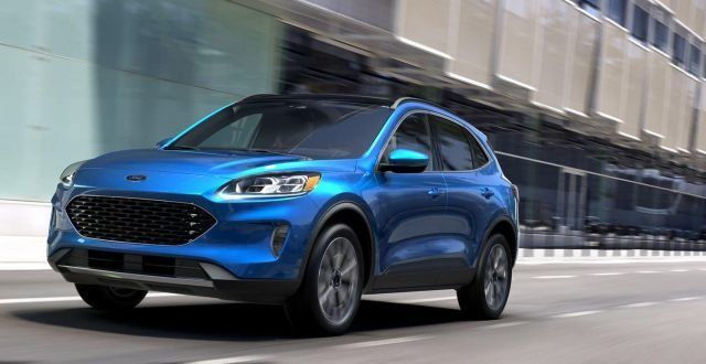 2021 Ford Escape Upgrades Hybrid Specs Ford Escape Suv Ford