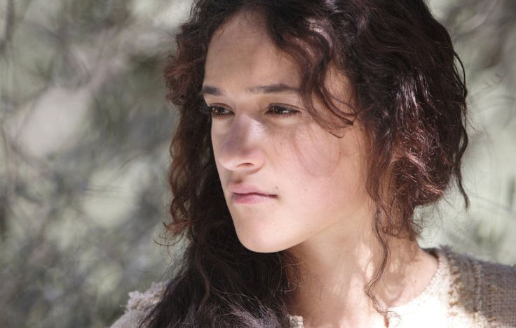 "Keisha Castle-Hughes stars as ""Mary"" in New Line Cinema's release of Catherine…"