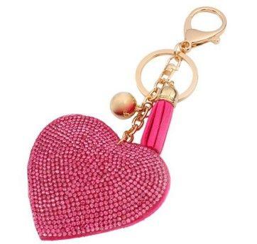 Přívěsek srdce se zirkony růžové – přívěsky Na tento produkt se vztahuje nejen zajímavá sleva, ale také poštovné zdarma! Využij této výhodné nabídky a ušetři na poštovném, stejně jako to udělalo již velké množství spokojených …