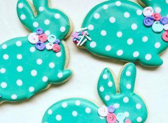 Υπέροχα πασχαλινά Cookies, σε 10+ σχέδια και εύκολη συνταγή για ζαχαρόπαστα   InfoKids