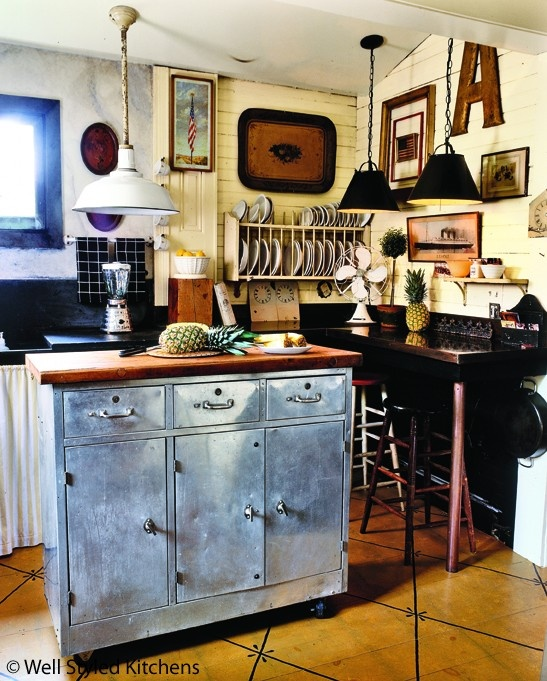 1000+ Images About Old Fashion Kitchen's On Pinterest