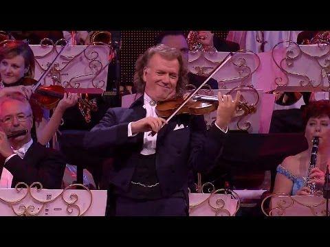 """André Rieu no Brasil em 2013. Concerto """"Live"""". Concerto completo em HD - YouTube."""
