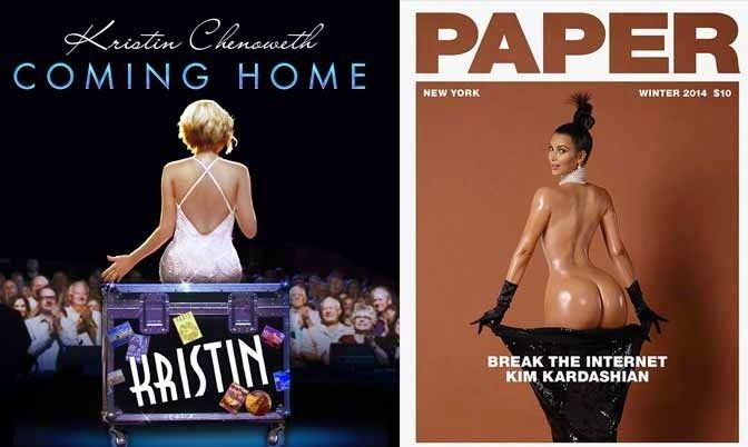 Latest News Online: Kim Kardashian latest bare butt picture cleaned ou...