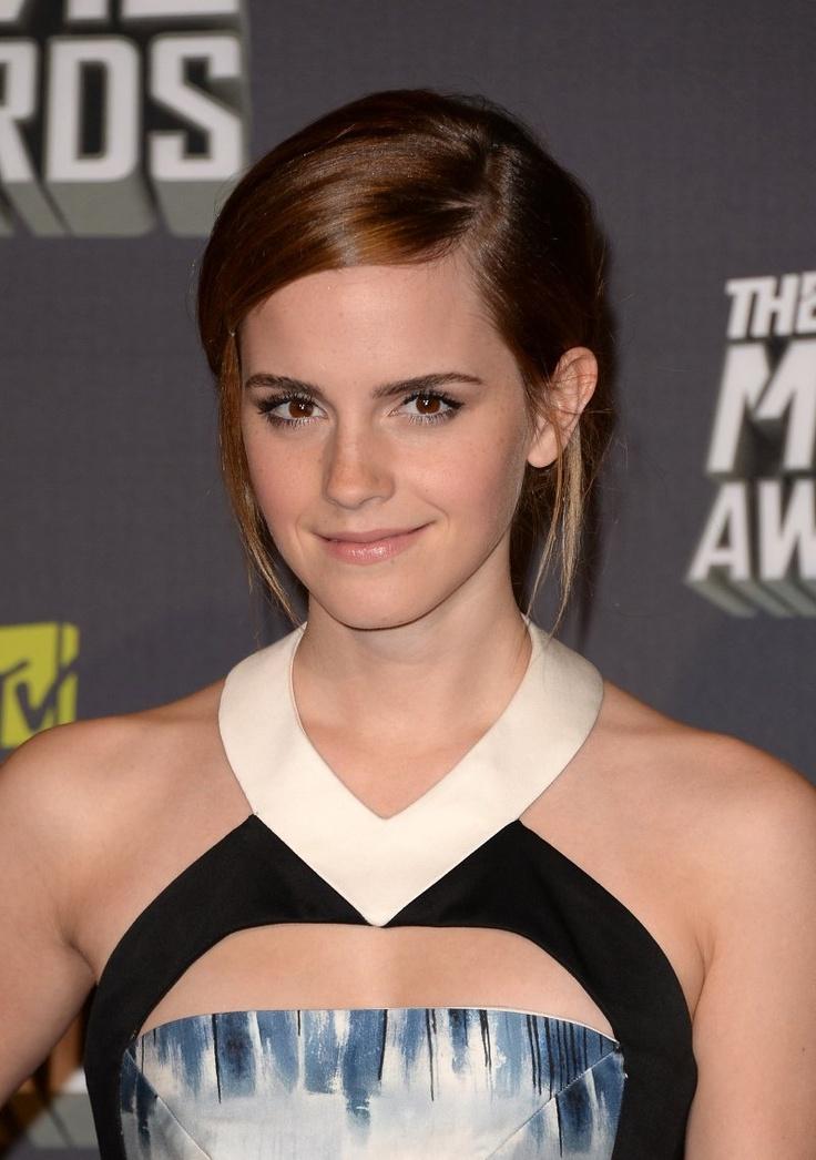 Emma Watson at event of 2013 MTV Movie Awards