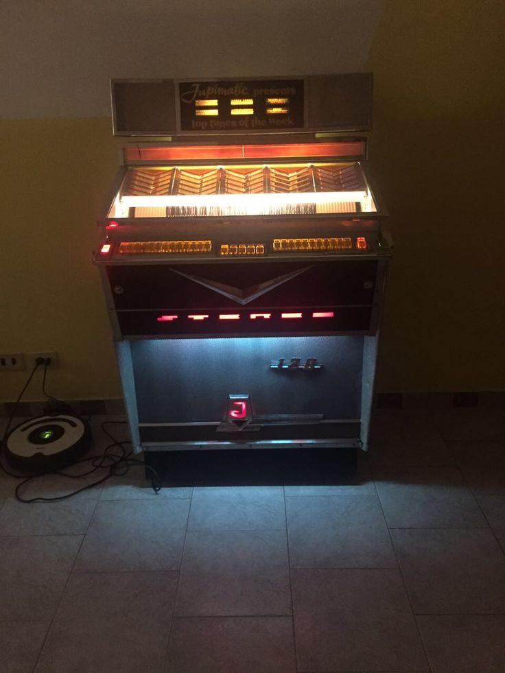 Jupiter jukebox 120s