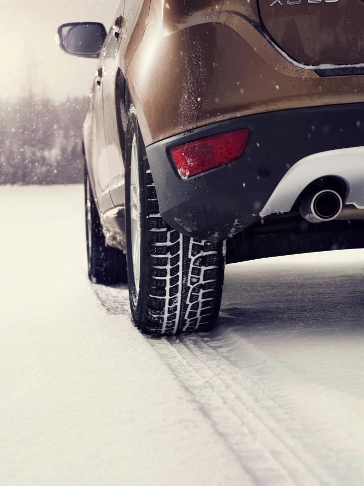 No olvides tus neumáticos de invierno