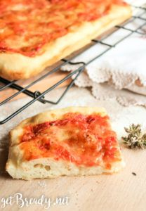 Pizza romana – getBready