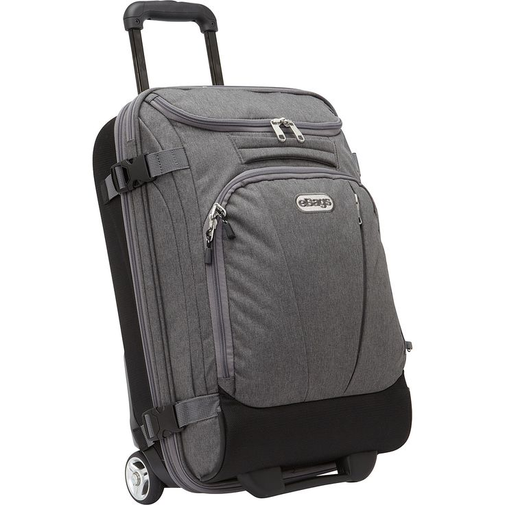 """151.99  eBags Mother Lode TLS Mini 21"""" Wheeled Duffel from the source - eBags.com. Tough Lightweight Smart with FREE SHIPPING BOTH WAYS!"""