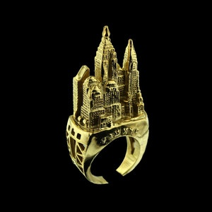 FSMNYC Jewelry With An Edge City Ring now featured on Fab.: Fashion, Cities, Jewelry, Rings, Finger, Accessories, Wear