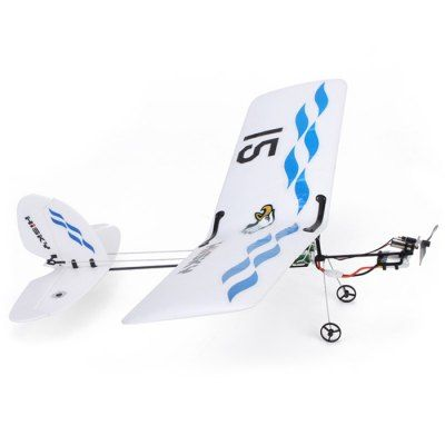 Hisky HFW400 Micro Flyer 2.4G 3CH Parkflyers Indoor RC Airplane RTF with RC Controller. #RC #AviaModeli #Airplane #gadgets #techie #electronics #technology #trending #like #follo