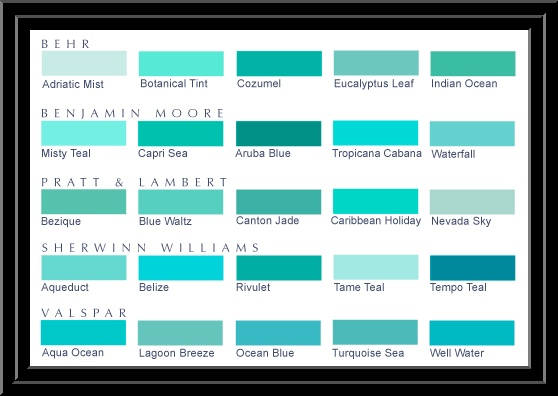 Blue Behr Color Inspiration Colors Green Paint Colors