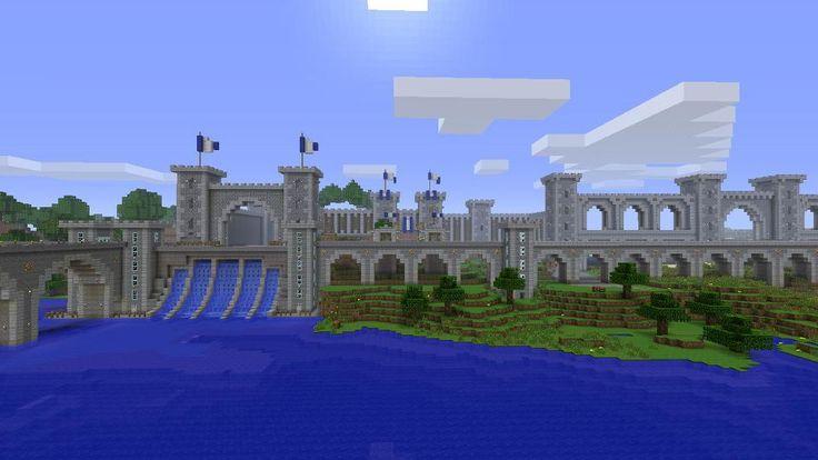 Epic Castle - Updated 1/3/13 - Minecraft Forum
