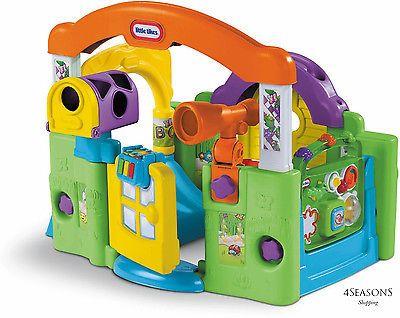 Little #tikes #activity garden #outdoor indoor baby toddler playhouse preschool t,  View more on the LINK: http://www.zeppy.io/product/gb/2/131875958884/
