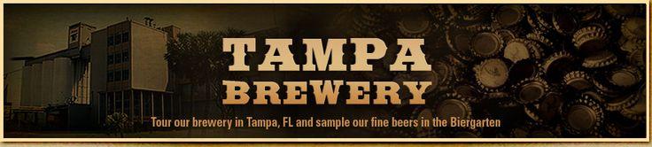 Yuengling Tampa Brewery - Free Tours