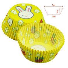 #Banggood Белый Кролика Шоколадный торт кекс бумажные стаканчики В Bluk Выпечка Инструменты (72662) #SuperDeals