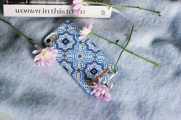 Marrakech by lovely @angelicabarwich - Fashion case phone cases iphone inspiration iDeal of Sweden #Mosaic #blue  #fashion #inspo #iphone #pattern #tile #summer #moroccan