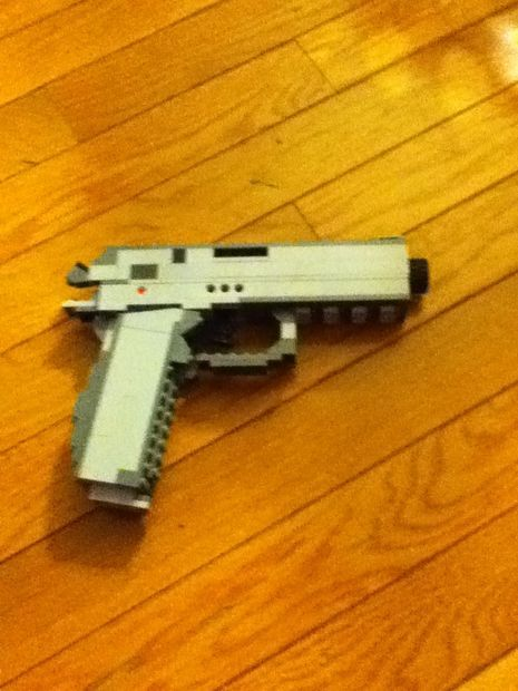 Picture of Lego Pistol