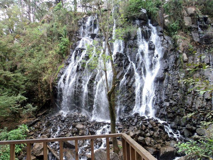 Cascada Velo de Novia, Avandaro, Estado de México.