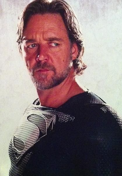 Man of Steel - Jor-El - Russell Crowe